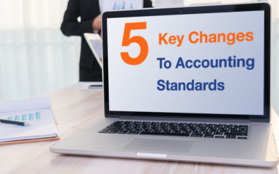 5 Key Changes to Accounting Standards
