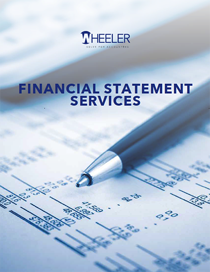 Guide to Financial Statement Services WhitePaper