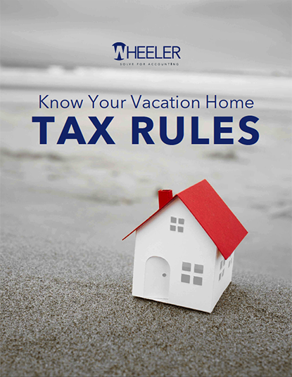 Know your Vacation Home Tax Rules Whitepaper